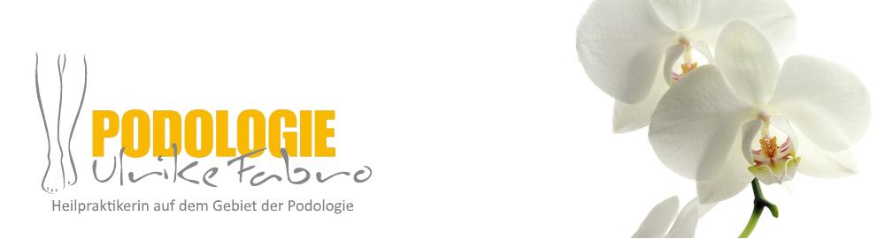 Podologie Ulrike Fabro Logo